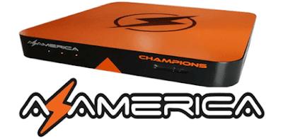 AZAMERICA CHAMPIONS IPTV AZTV NOVA ATUALIZAÇÃO V1.28 – 16/12/2019