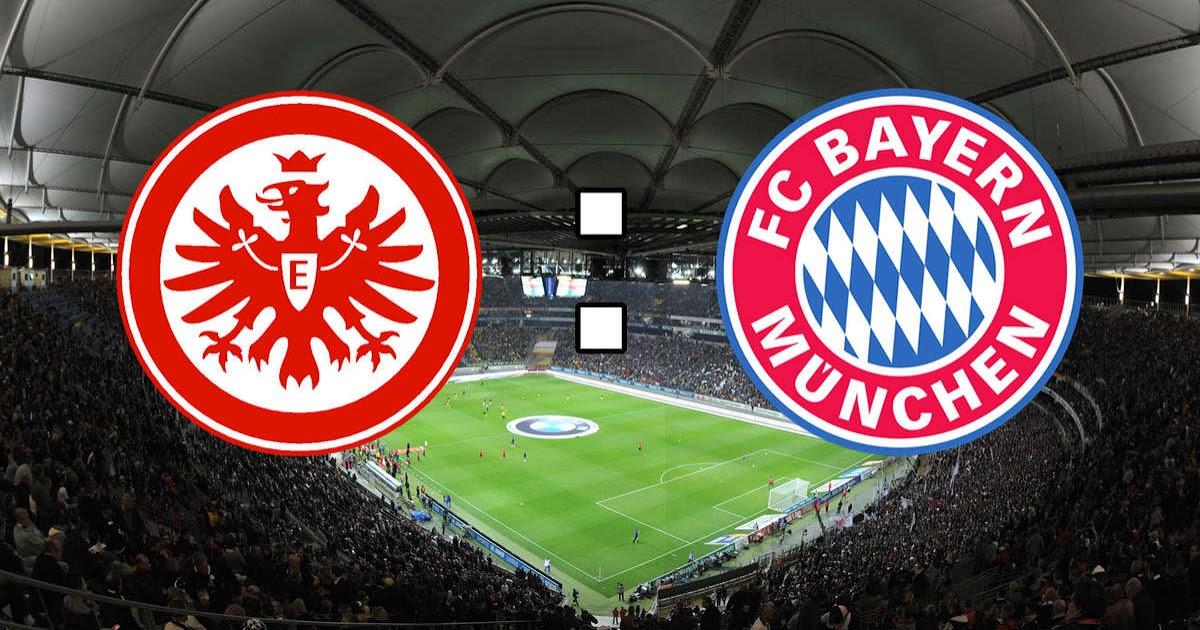 Смотреть футбол онлайн айнтрахт и бавария