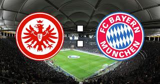 Айнтрахт Ф – Бавария  смотреть онлайн бесплатно 2 ноября 2019 прямая трансляция в 17:30 МСК.