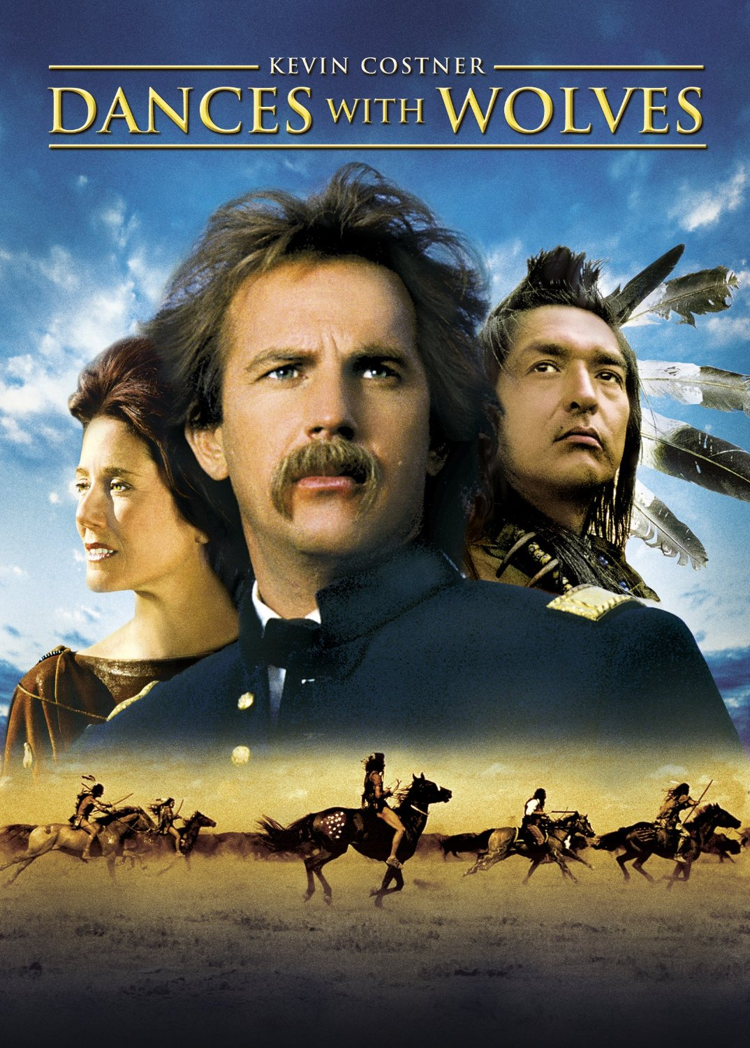 Dances With Wolves (1990) จอมคนแห่งโลกที่ 5