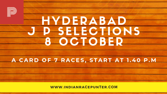 Hyderabad Jackpot Selections 8 October