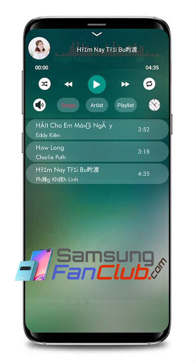 Music Player Pro App for Android Samsung Galaxy S10 Plus & Note 10