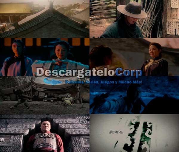 El Tigre y el Dragon 2 DVDRip Latino