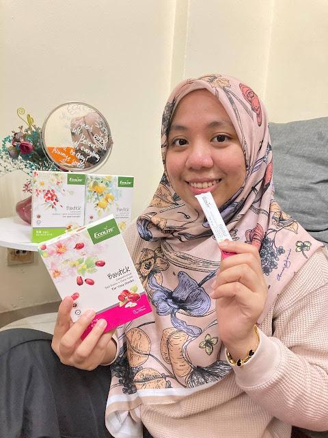Ecolite Boostick Concentrated Supplement Baik Untuk Kesihatan Badan, Mata, & Kulit Wajah