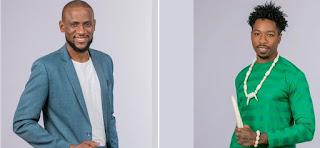 "BBNaija 2019: Omashola & Ike Pardoned With A ""Strike"" Instead Of An Eviction."