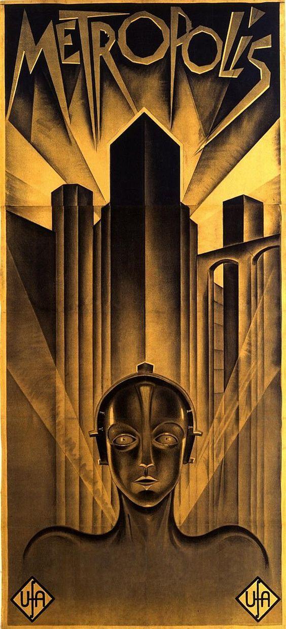 Hitler'in En Sevdiği Film: Metropolis(1927)'den Faşizm Dersi