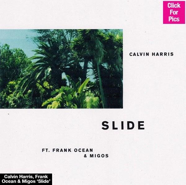 Calvin Harris Drops Sizzling New Track 'Slide' Featuring Migos & Frank Ocean — Listen
