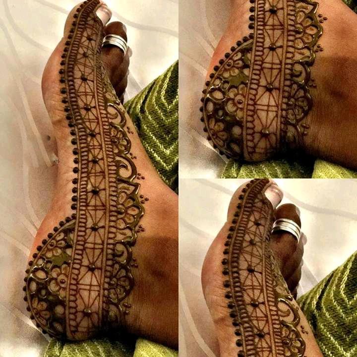 Mehndi Designs Photos Legs Only Latest Mehndi 2018 Images