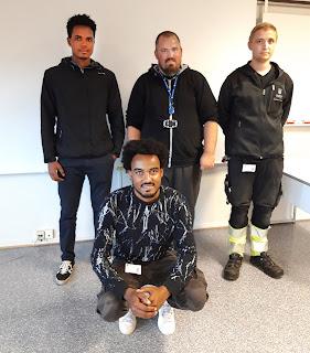 gjengen hos Trondheim eiendom