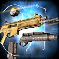 Download game Gun Builder ELITE Apk v3.1.7 Mod (Unlocked)