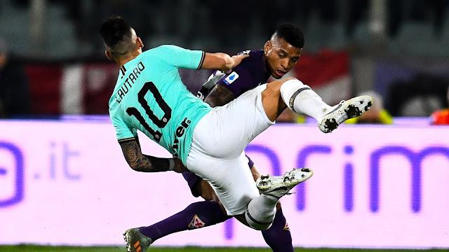 Fiorentina vs Inter Highlights