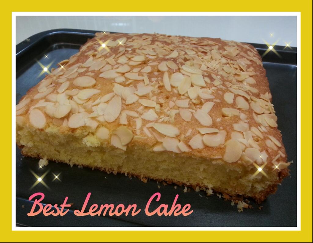 Best Cake Recipes Lemon: BeautyMe Love Recipes: Best Lemon Cake