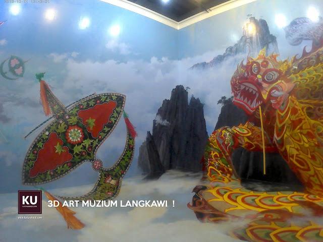 3D ART MUZIUM LANGKAWI MENAKJUBKAN !
