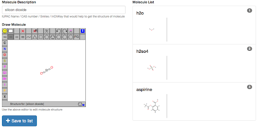 Live Molecule search: a quick hack using JSME, Cactus, AngularJS and BootStrap