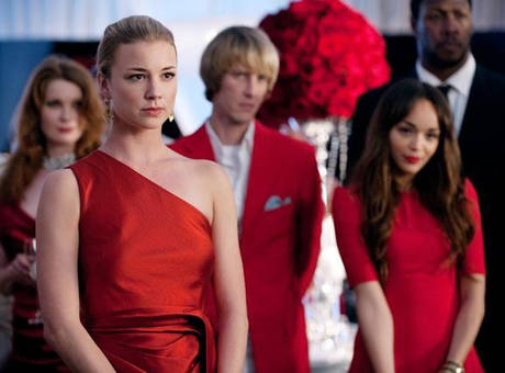 Emily/Amanda, Nolan & Ashley, Revenge Season 2