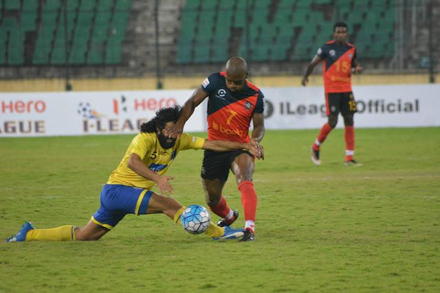 Chennai City FC beat Mumbai FC 2-1 in Chennai