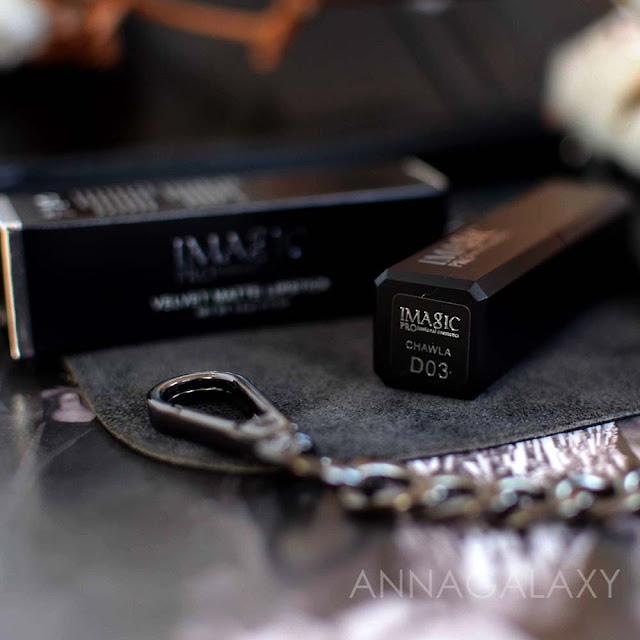 Velvet Matte Lipstick D03 Chawla Imagic PROfessional Cosmetics