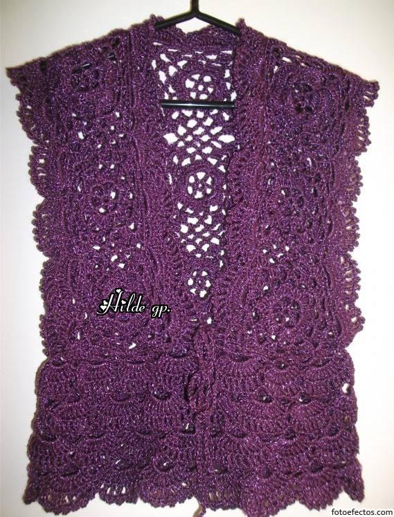De Mis Manos Tejidos Y Mas Lindo Crochet - Classy World 4d98ac003b9