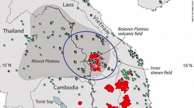هل عثر العلماء على حفرة نيزك اصطدم بالأرض منذ 800 ألف عام؟
