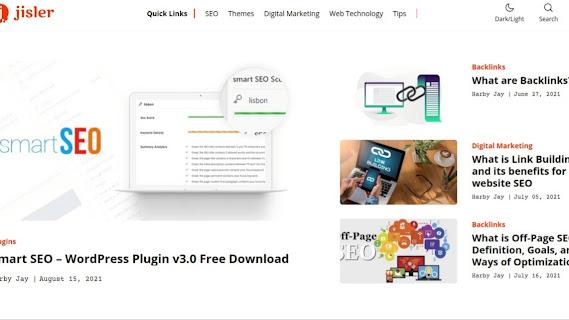 Fesney Premium Blogger Template Download