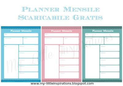 Come fare programmi per il nuovo anno che manterrai + Planner Mensile Scaricabile - titolo - MLI