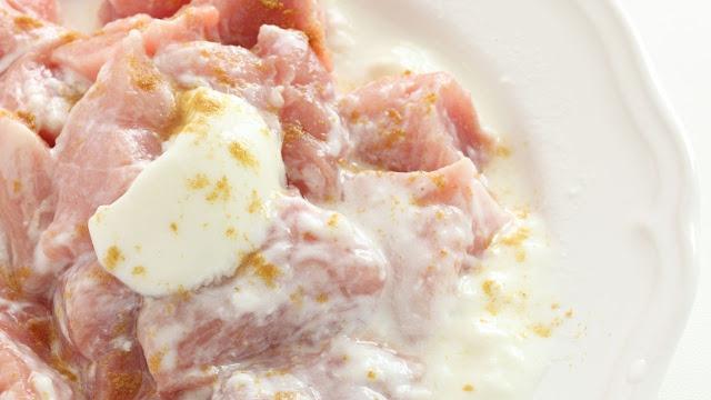 Yogurt Mix With Meats