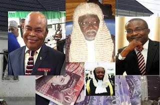SHOCKER Revealation:: Judge Who Earns N24m Annually, But Lavishes N500m In 10mnths EXPOSED