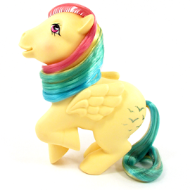 MLP Skydancer Year Two Rainbow Ponies I G1 Pony
