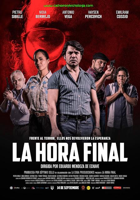 La Hora Final 2017 Perú Pietro Sibille Nidia Bermejo Eduardo Mendoza 2