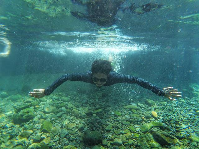 Spot Snorkeling di Jawa Barat