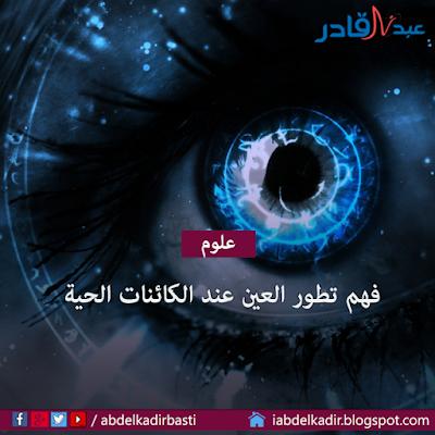 فهم تطور العين عند الكائنات الحية