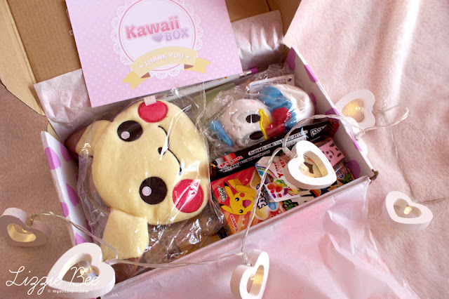 kawaii Japanese sweets