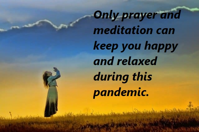 prayer and meditation, relaxation