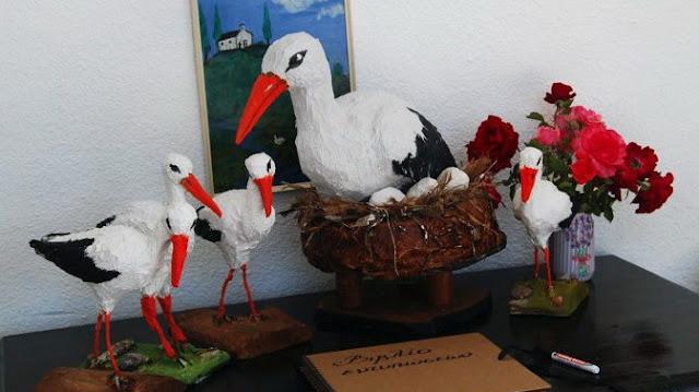 Με μεγάλη επιτυχία πραγματοποιήθηκε το 1ο Φεστιβάλ Πελαργών στον Πόρο Έβρου