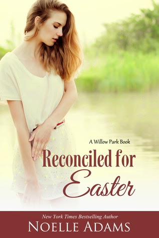 Book cover: Reconciled for Easter by Noelle Adams