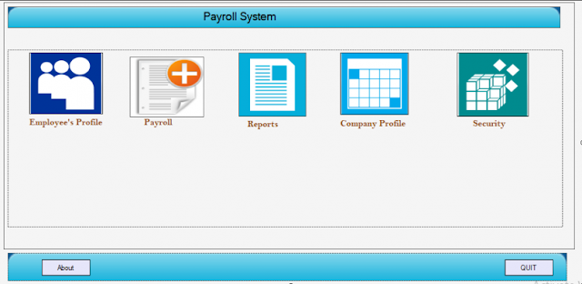 Advance Payroll Management system in c# with source code