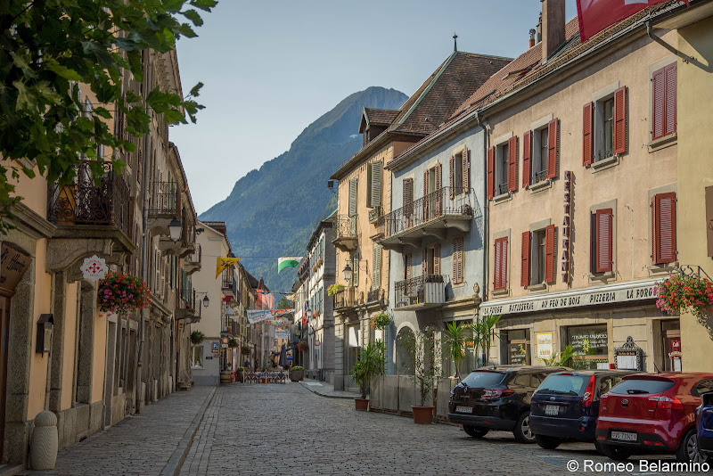 Saint-Maurice Things to Do Martigny Switzerland