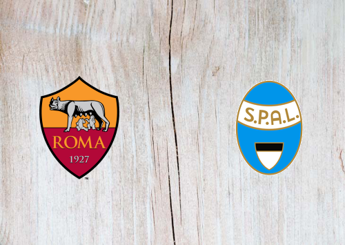 Roma vs SPAL -Highlights 15 December 2019