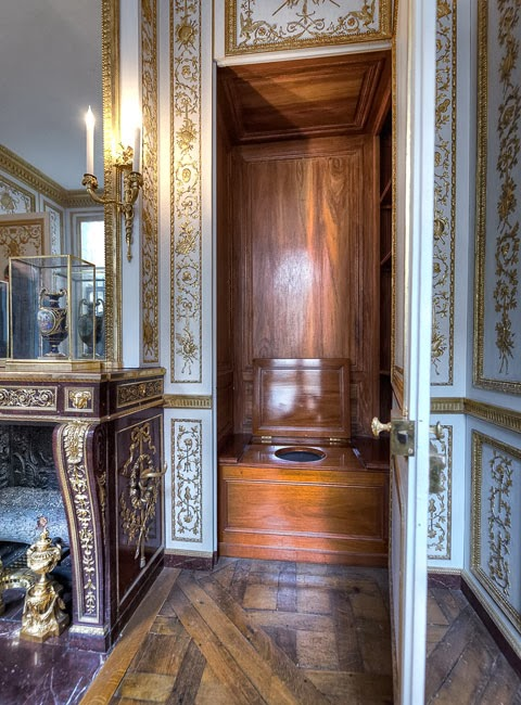Rooms: Gods And Foolish Grandeur: Le Cabinet De La Garde-robe Of