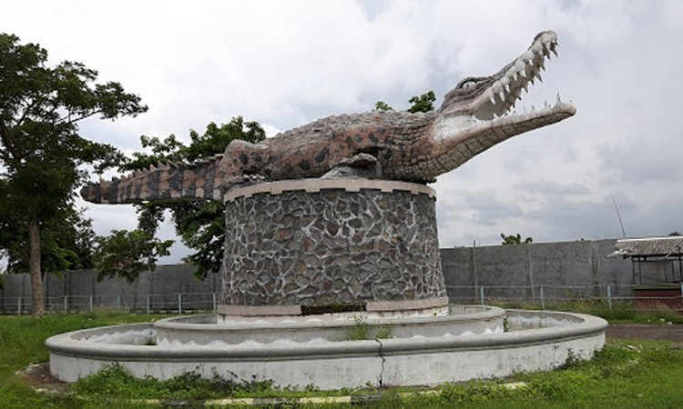 Taman Buaya Indonesia Jaya, Penangkaran Buaya Terbesar di Asia