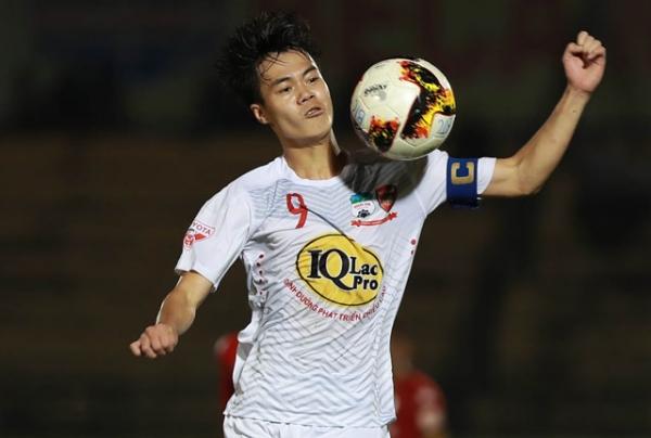 Văn Toàn được báo chí Thái Lan mời gọi sang thi đấu ở giải Thai League