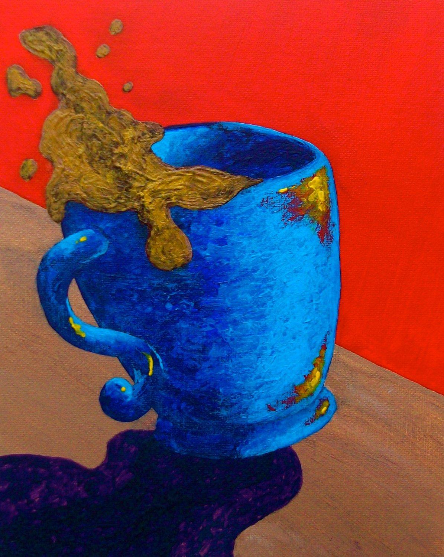 Coffee Art Project