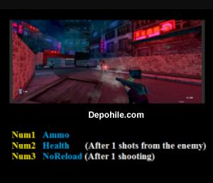 Maximum Action (PC) Oyunu Sınırsız Mermi - Can +3 Trainer Hilesi