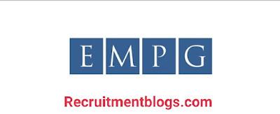 HR Intern At EMPG