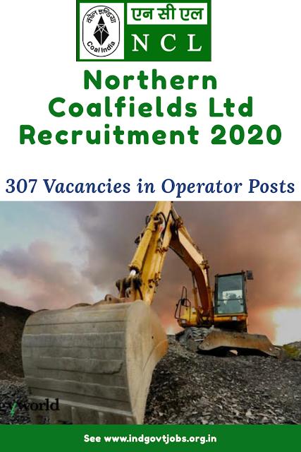 Northern Coalfields Ltd Recruitment