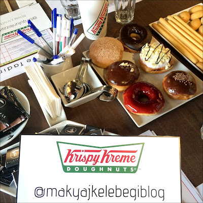 Krispy Kreme Kahve Workshop