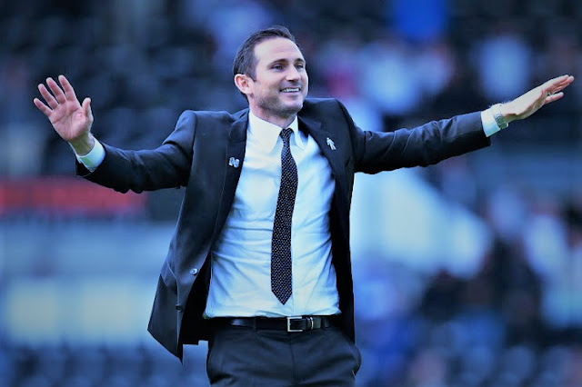 Sports: Lampard Is October's Premier League Manager Of The Month