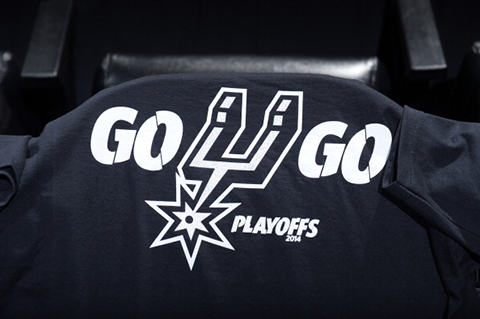 Go Spurs Go Playoffs 2014 Shirt