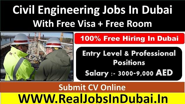 Civil Engineering Jobs In Dubai - UAE 2021