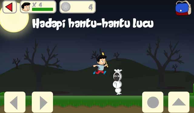 Pocong Hunter Game Ringan Android